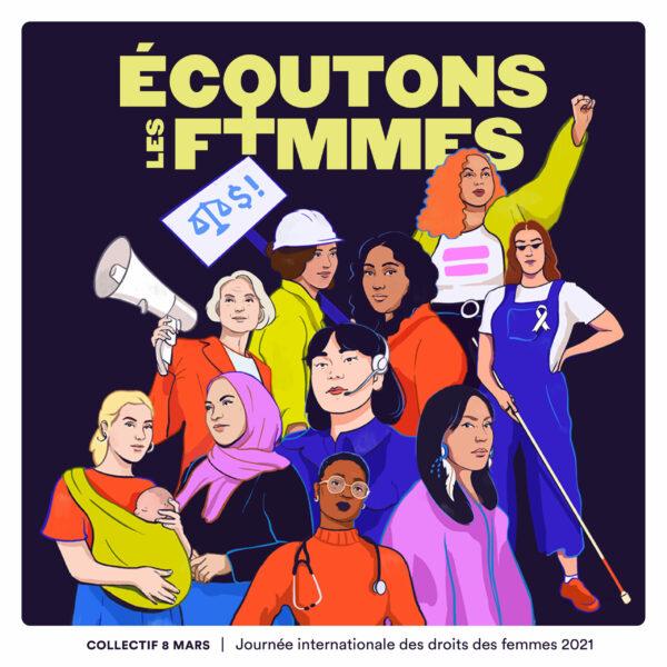 La Journée internationale du droit des femmes